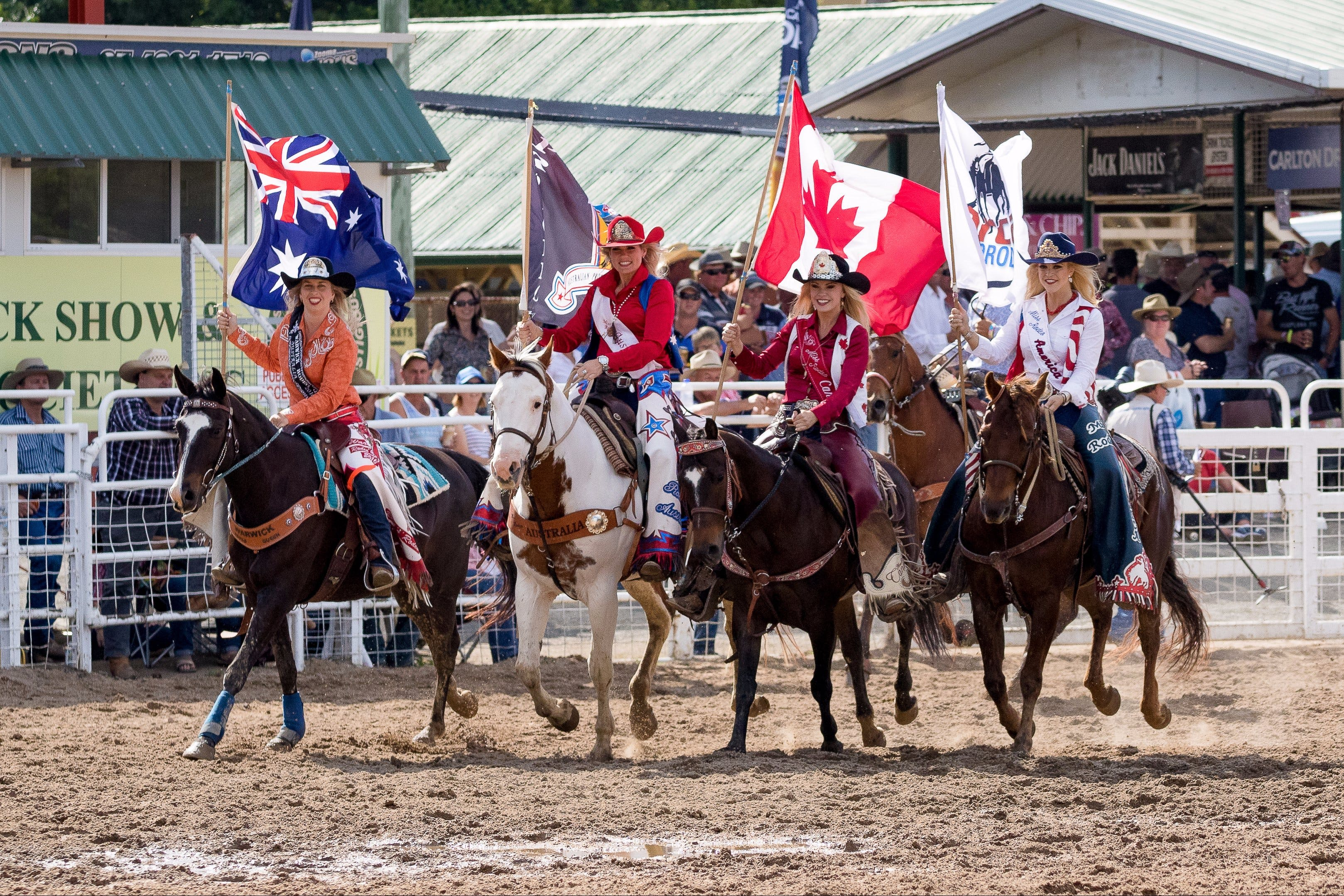 Warwick Rodeo National APRA National Finals and Warwick Gold Cup Campdraft - Newcastle Accommodation