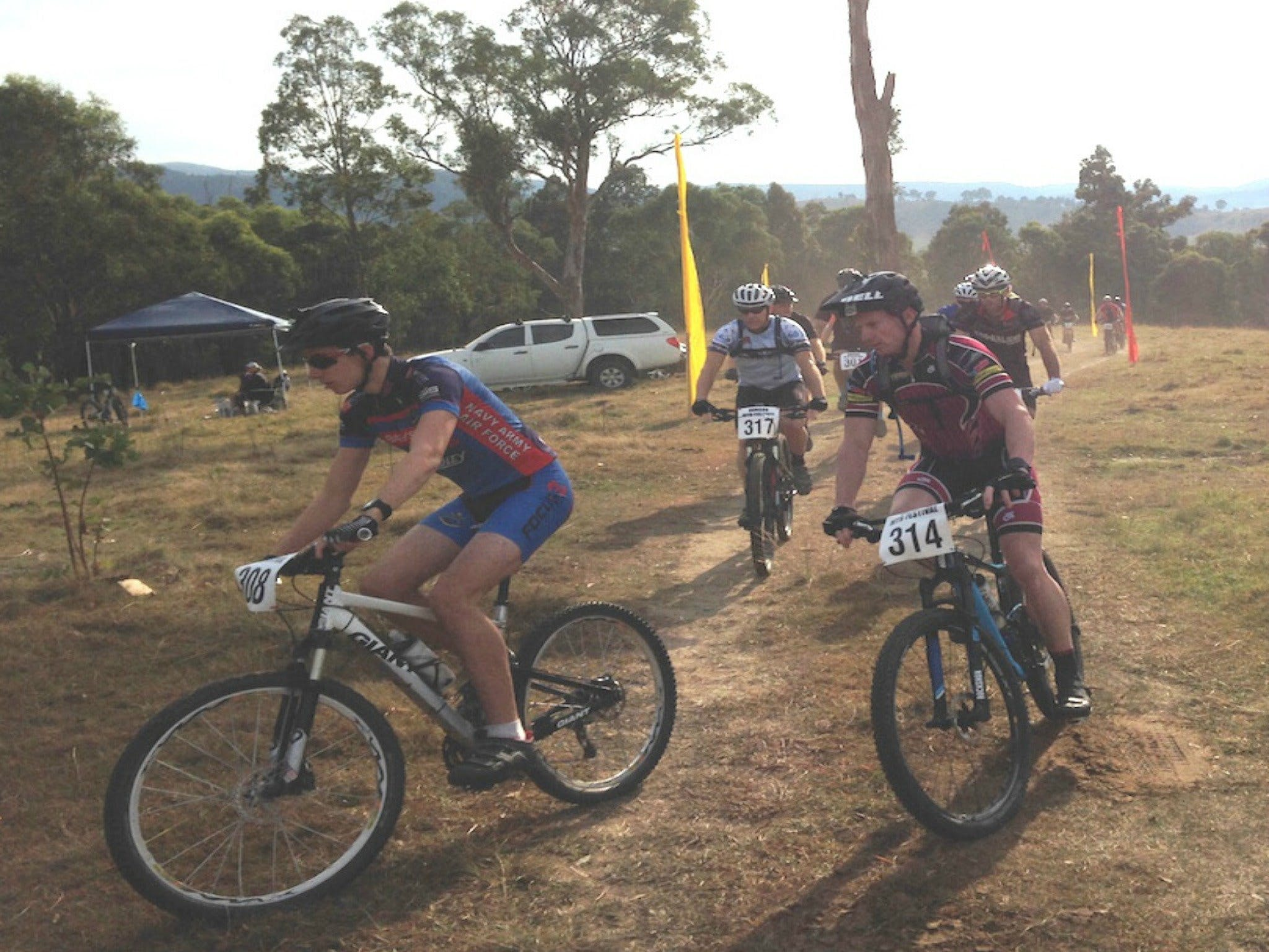 Dungog Mountain Bike Festival - Newcastle Accommodation