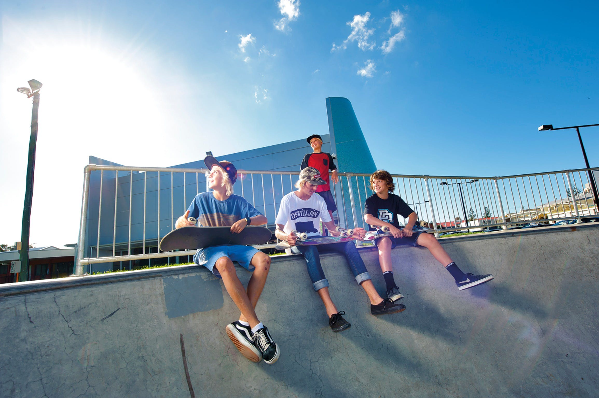 Fair Go Skate Comp - Newcastle Accommodation