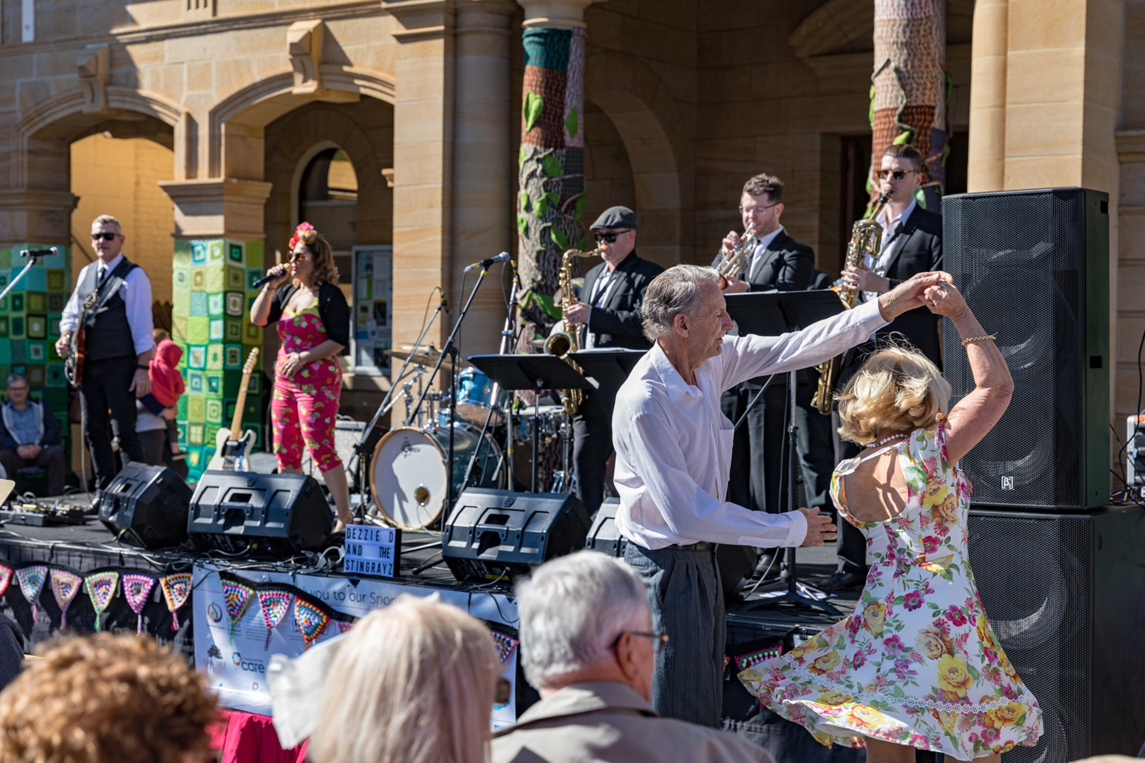 Jumpers and Jazz in July Festival - Newcastle Accommodation