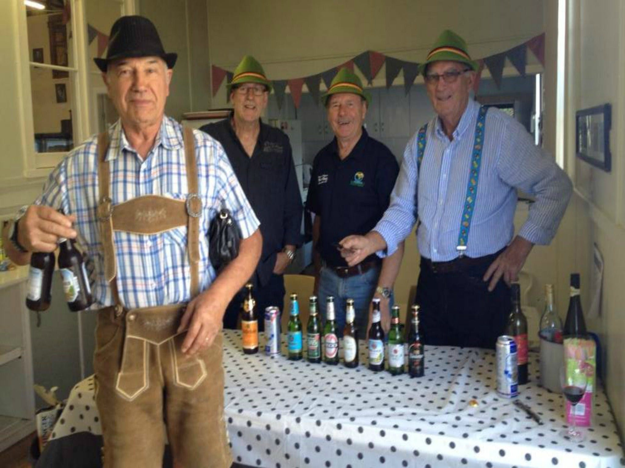 Oktoberfest Dungog - Newcastle Accommodation