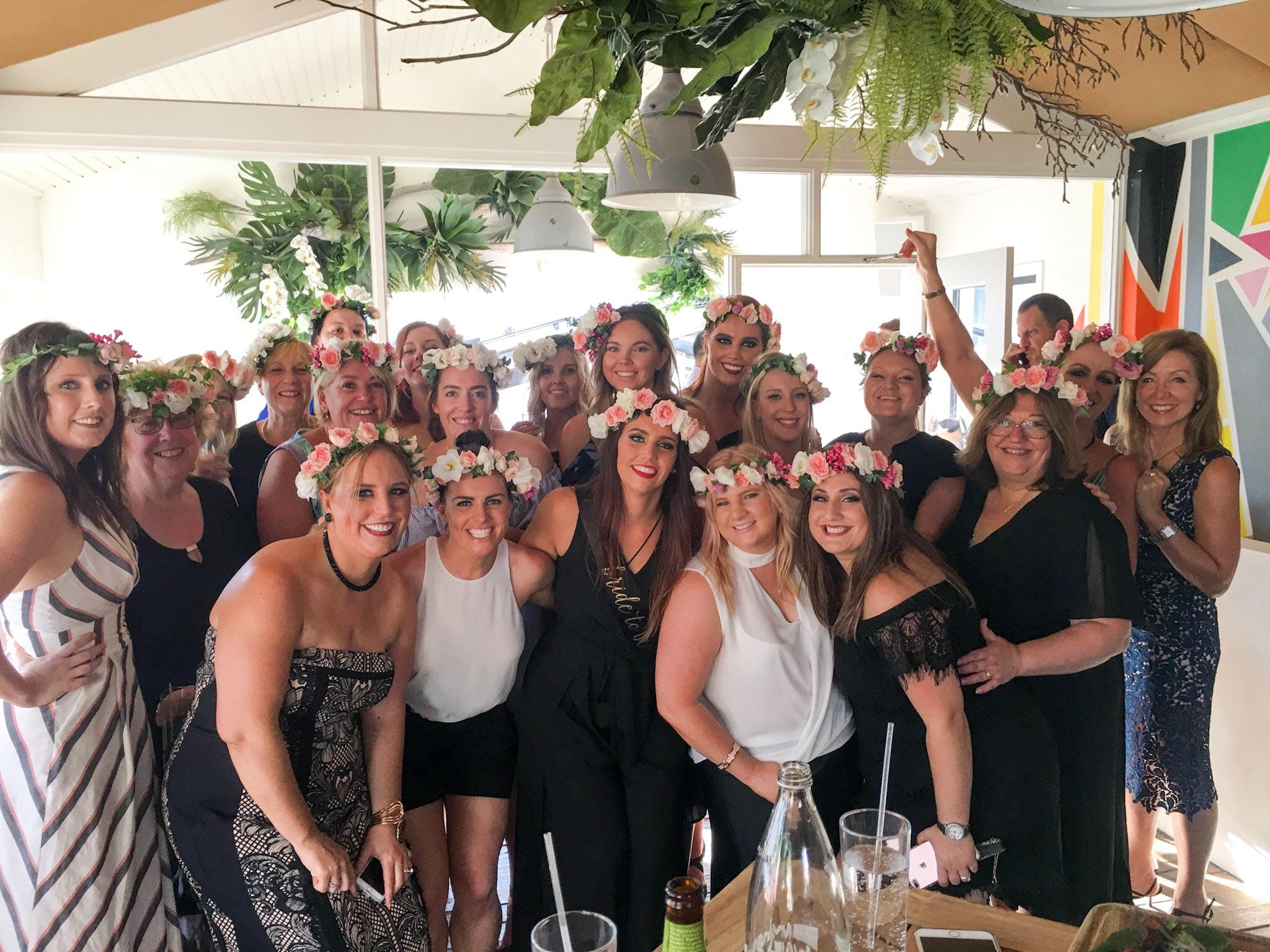 Private Flower Crown Workshop - Newcastle Accommodation