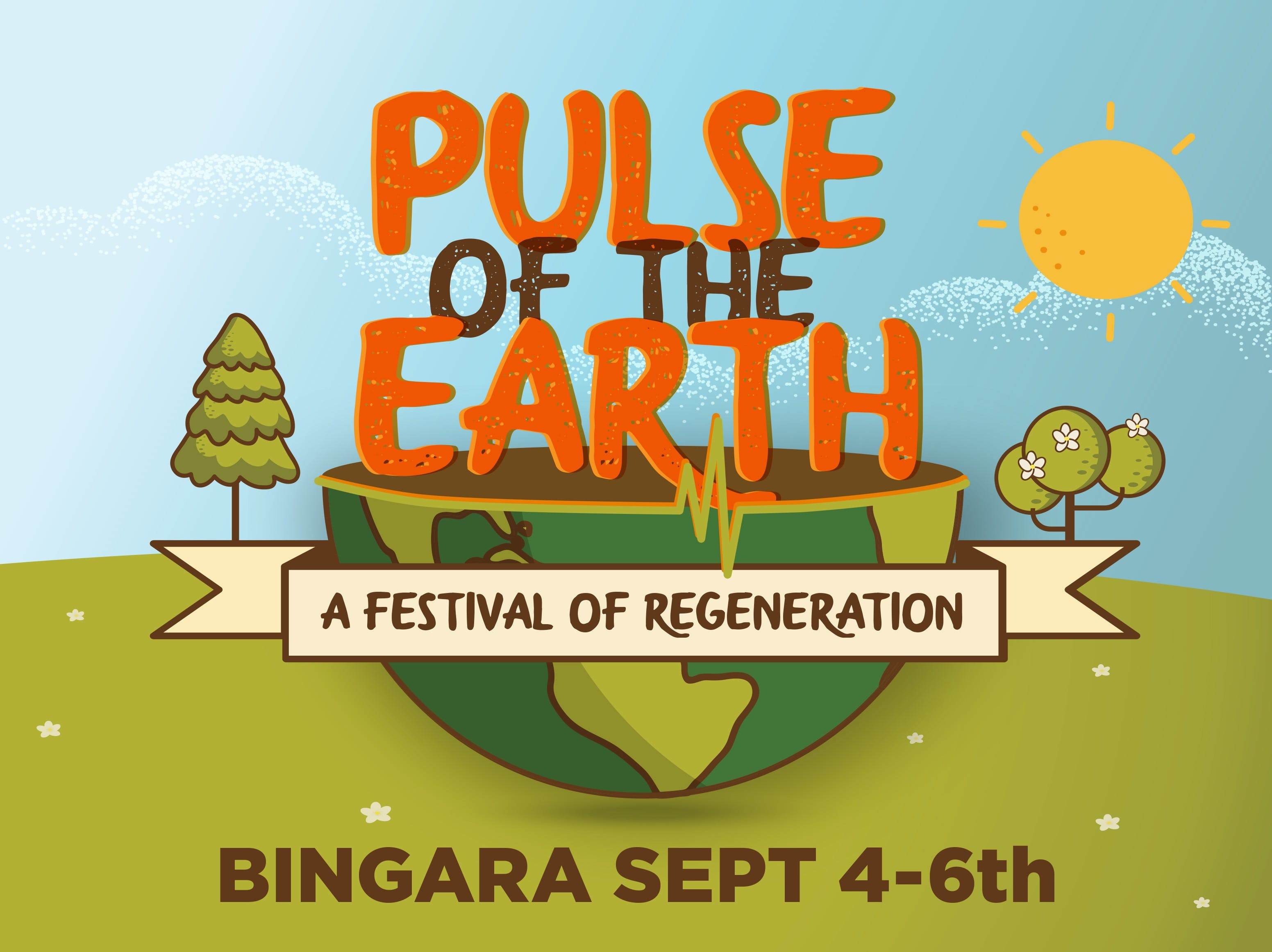 Pulse of the Earth Festival - a festival of Regeneration - Newcastle Accommodation