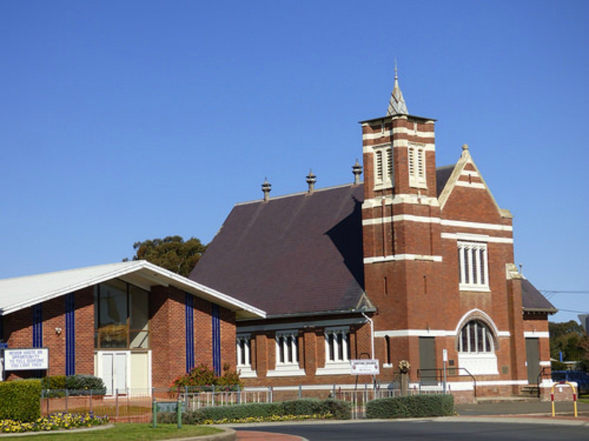 Uniting Church Monthly Markets - Newcastle Accommodation