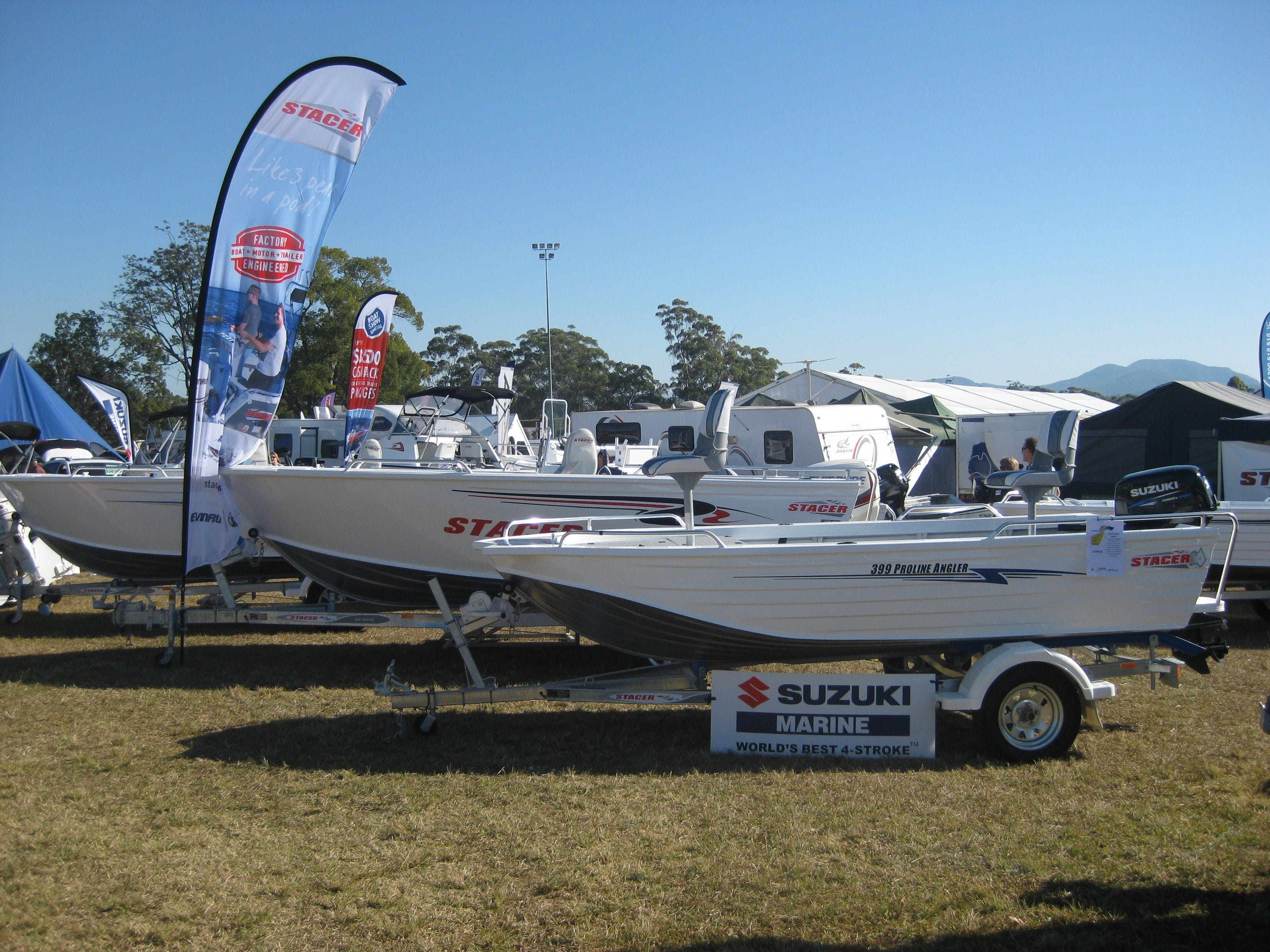 Mid North Coast Caravan Camping 4WD Fish and Boat Show - Newcastle Accommodation