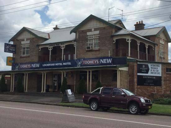 Lochinvar Hotel - Newcastle Accommodation