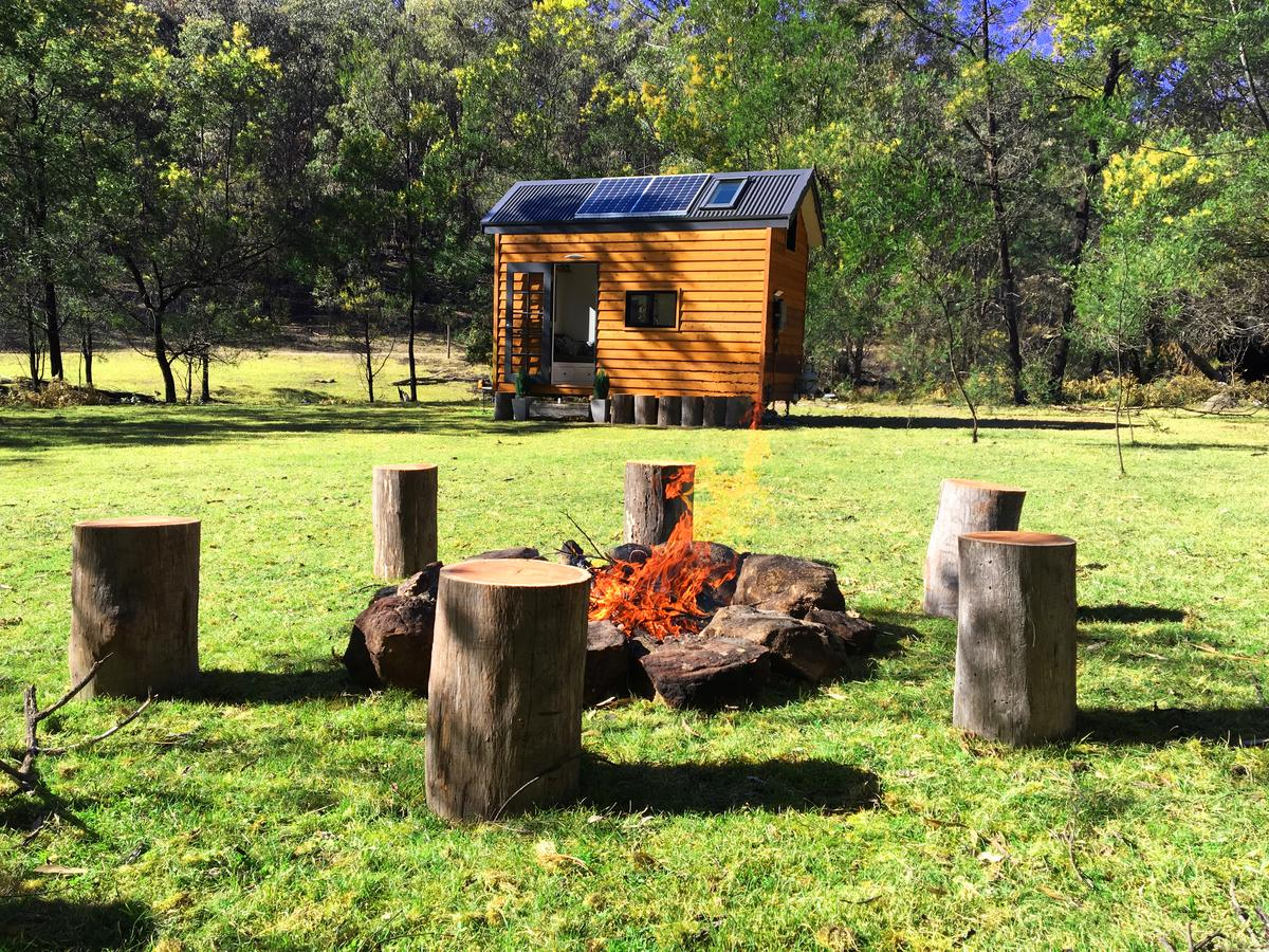 Christopher Tiny House Howes Valley