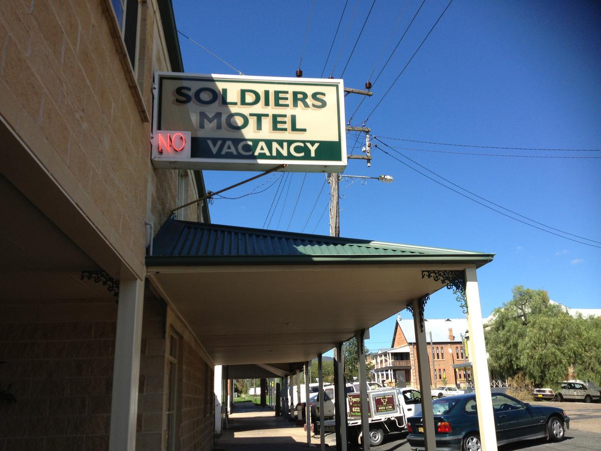 Soldiers Motel - Newcastle Accommodation