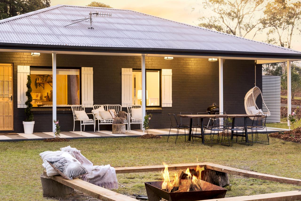 The Woods Farm Jervis Bay - Newcastle Accommodation