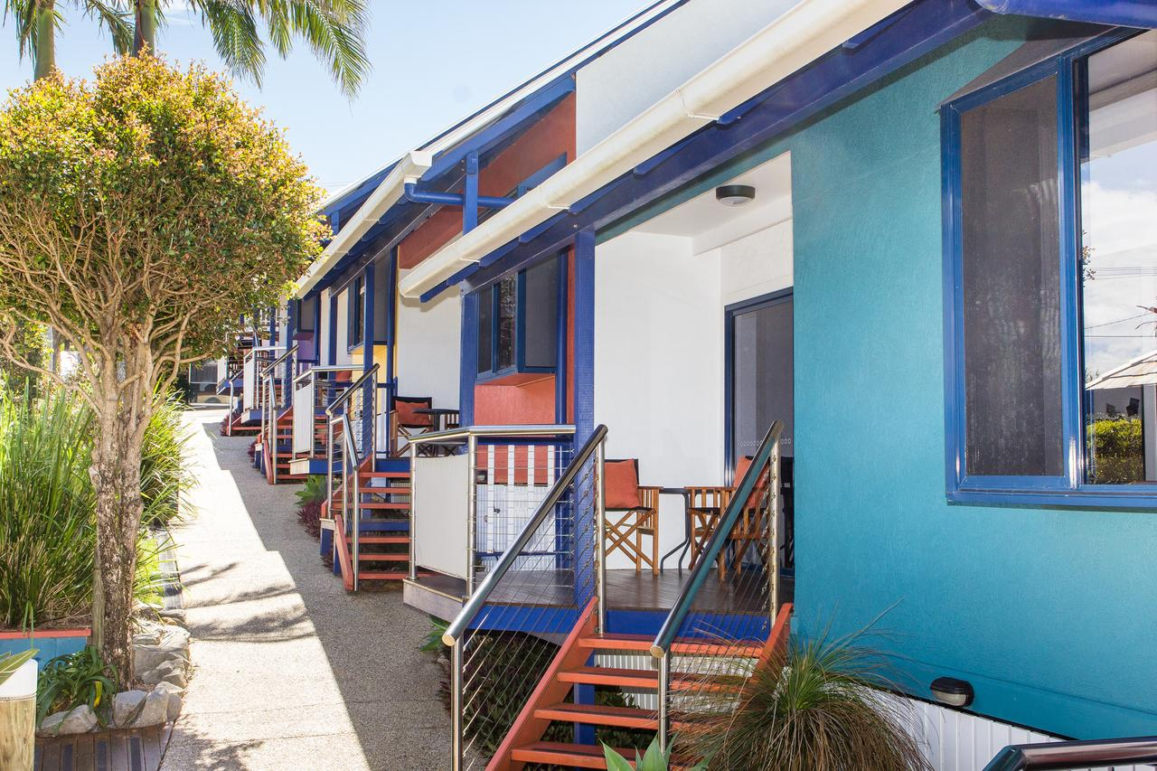 Clubyamba Beach Holiday Accommodation - Adults Only - Newcastle Accommodation