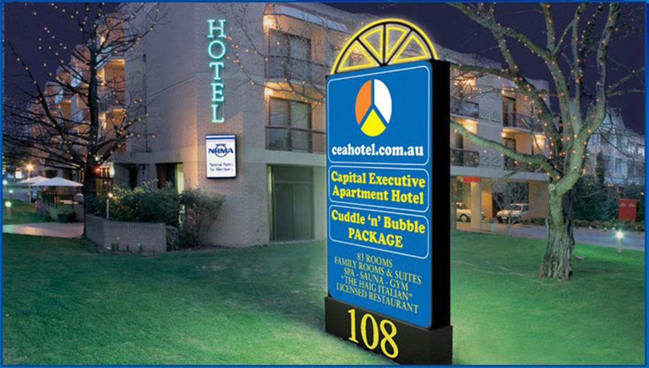 Capital Executive Apartment Hotel - Newcastle Accommodation