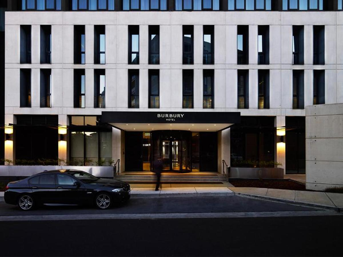 Burbury Hotel - Newcastle Accommodation