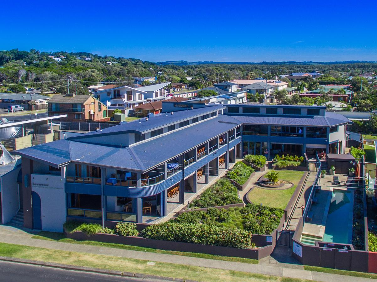 Lennox Holiday Apartments - Newcastle Accommodation