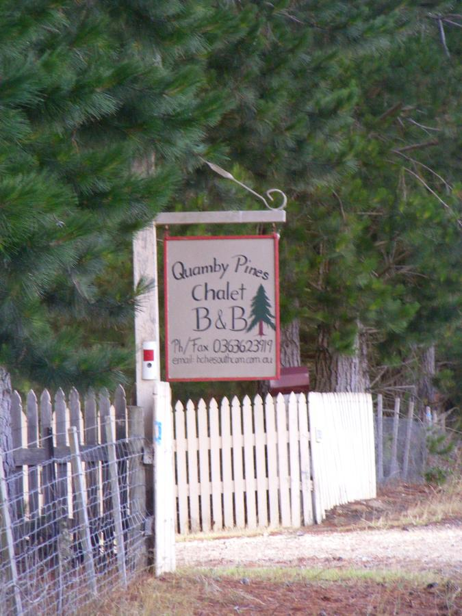 Quamby Pines Chalet - Newcastle Accommodation