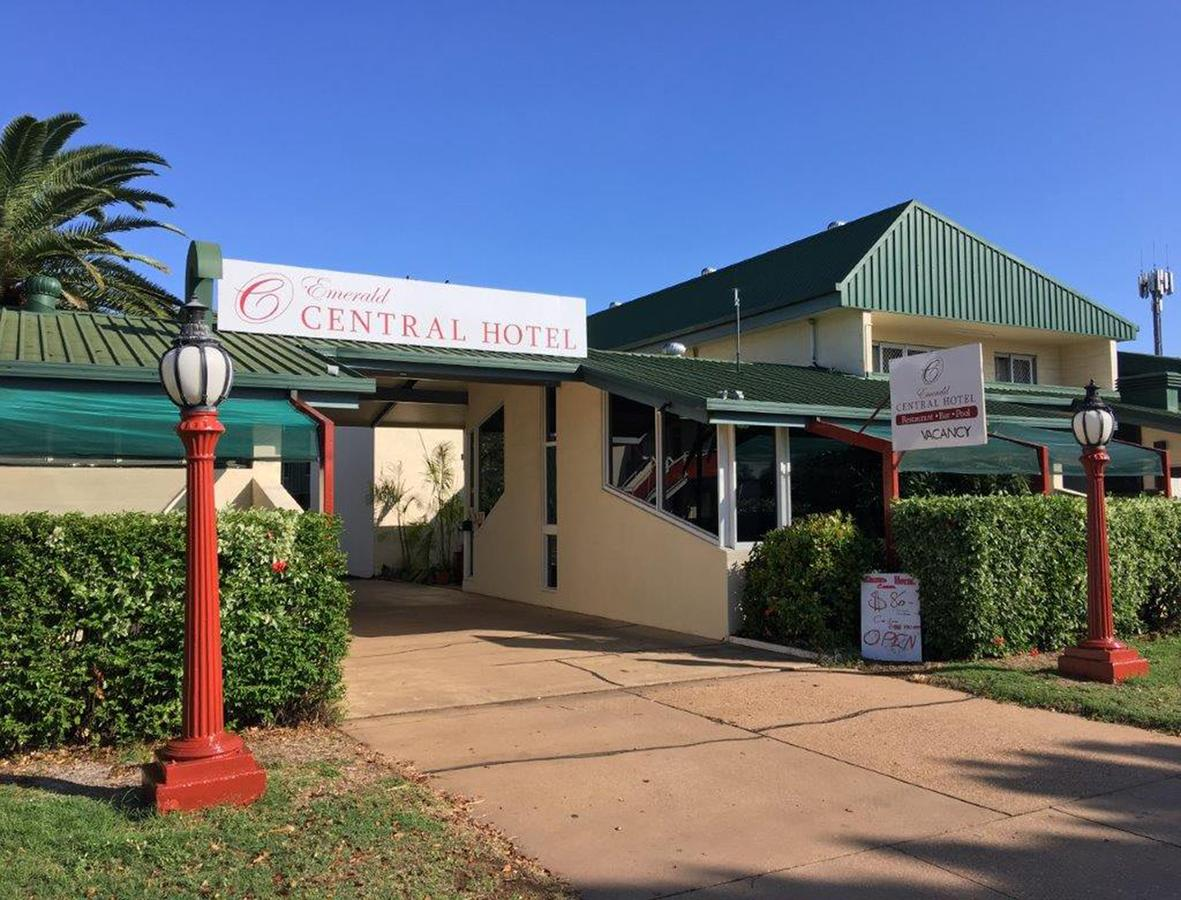 Emerald Central Hotel - Newcastle Accommodation